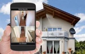 家庭安防监控系统