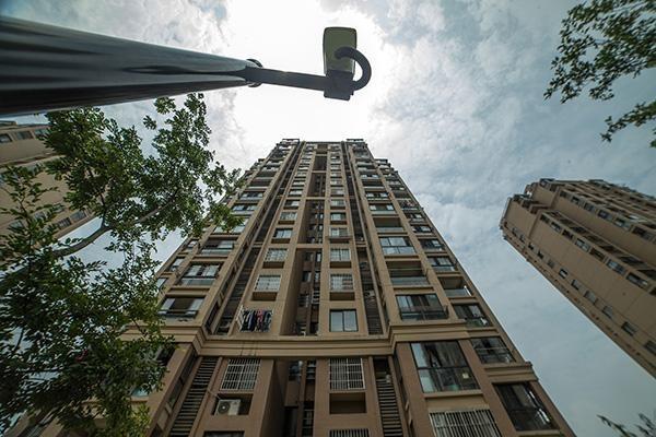 小区楼层高空抛物视频监控解决方案