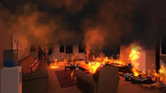防控疫情期间 火灾频繁发生 消防局建议安装火灾报警器