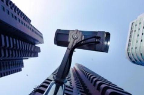 怎样监控到高楼层高空抛物呢?